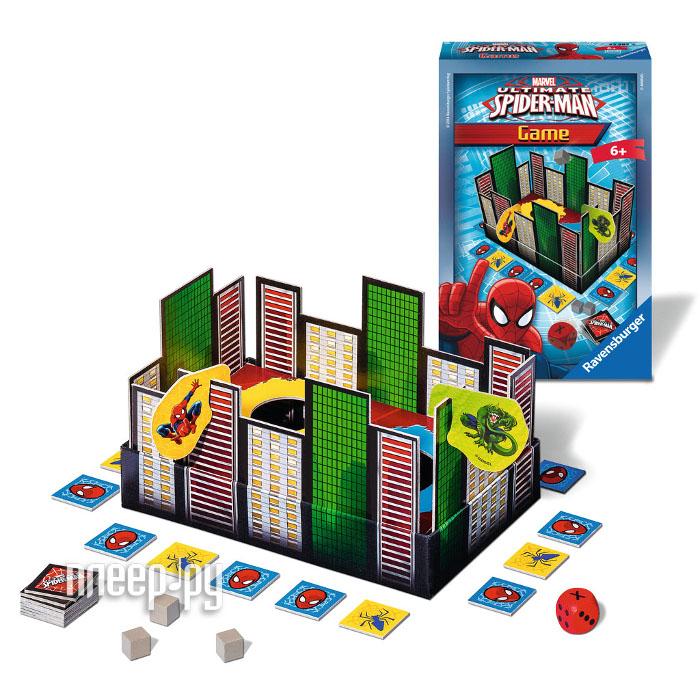 Настольная игра Ravensburger Человек-паук в городе 23385<br>
