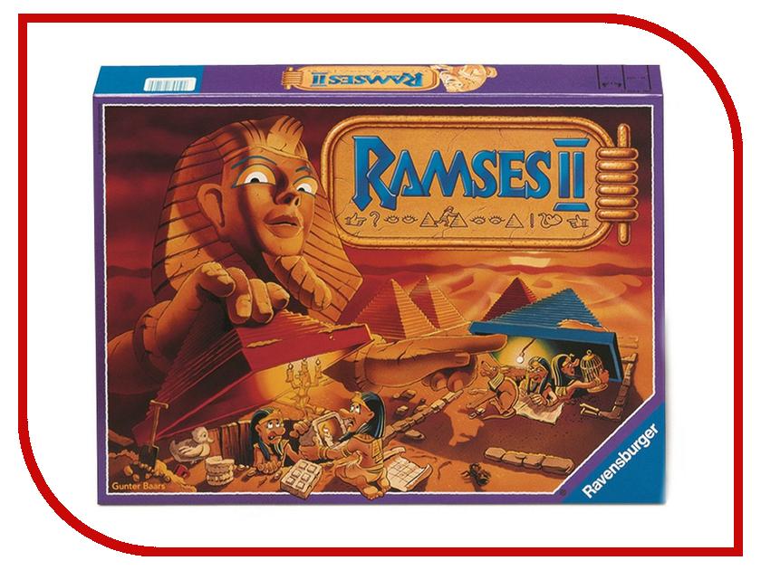 Настольная игра Ravensburger Рамзес II 26160