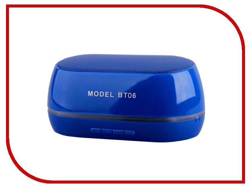 Колонка Activ BT06 Blue 52777