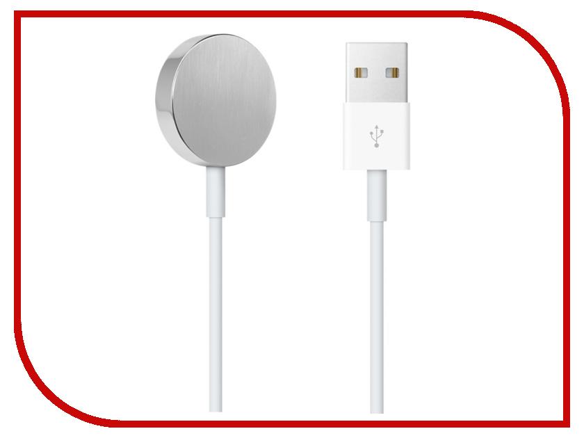 Аксессуар Кабель для зарядки APPLE Watch 38mm / 42mm Magnetic Charging Cable 0.3m MLLA2ZM/A мультиагентное моделирование в среде netlogo учебное пособие