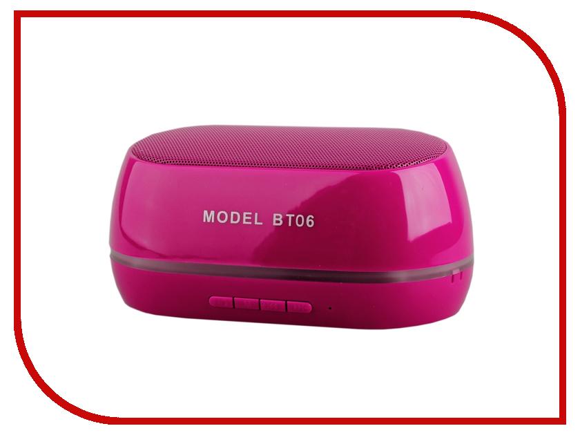 Колонка Activ BT06 Pink 52779<br>