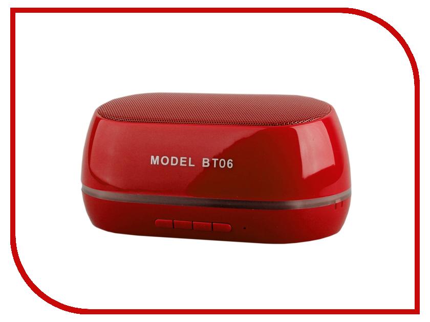 Колонка Activ BT06 Red 52778<br>