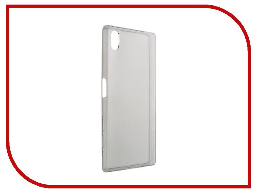 Аксессуар Чехол Sony Xperia Z5 BROSCO силиконовый Black Z5-TPU-BLACK<br>