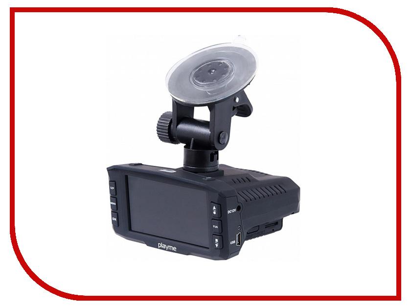Видеорегистратор PlayMe P200 TETRA playme mini автомобильный видеорегистратор