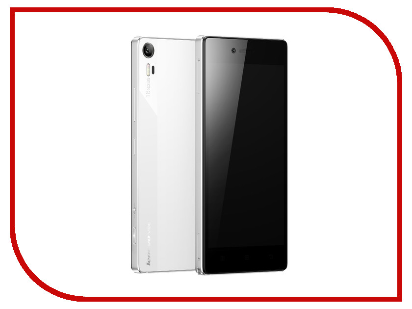 Сотовый телефон Lenovo Z90 Vibe Shot (Z90a40) White сотовый телефон lenovo k10 vibe c2 power k10a40 16gb white