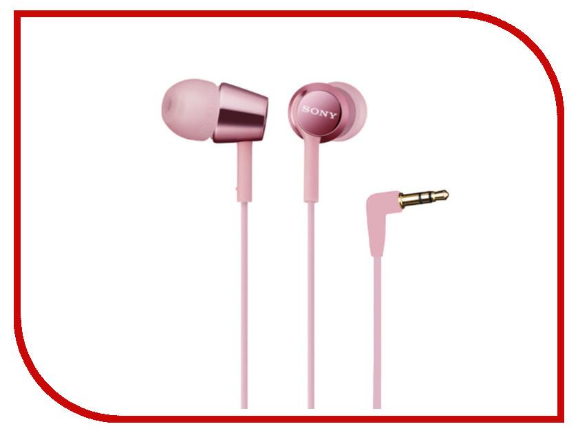 Наушники Sony MDR-EX150 Pink<br>