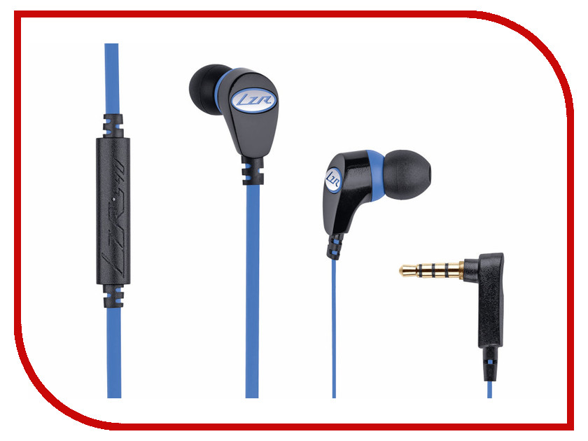 Гарнитура Magnat LZR 540 Black-Blue<br>