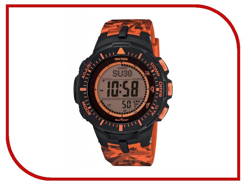 Часы наручные цифровые Casio PRG-300CM-4E<br>