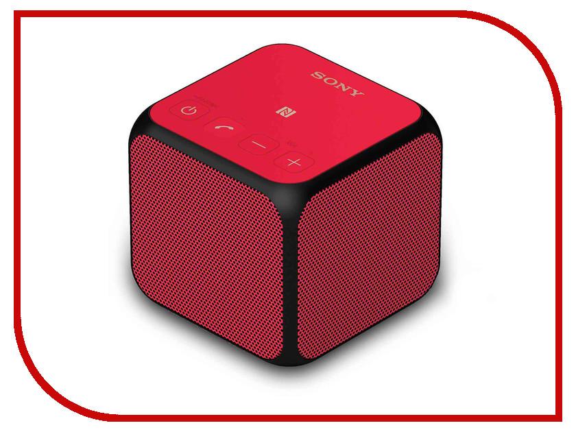 Колонка Sony SRS-X11R Red<br>