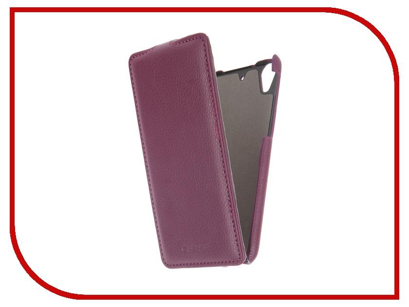 Аксессуар Чехол HTC Desire 626 / 626G Dual Sim / 626G+ Dual Sim / 628 Armor Full Purple 8043<br>