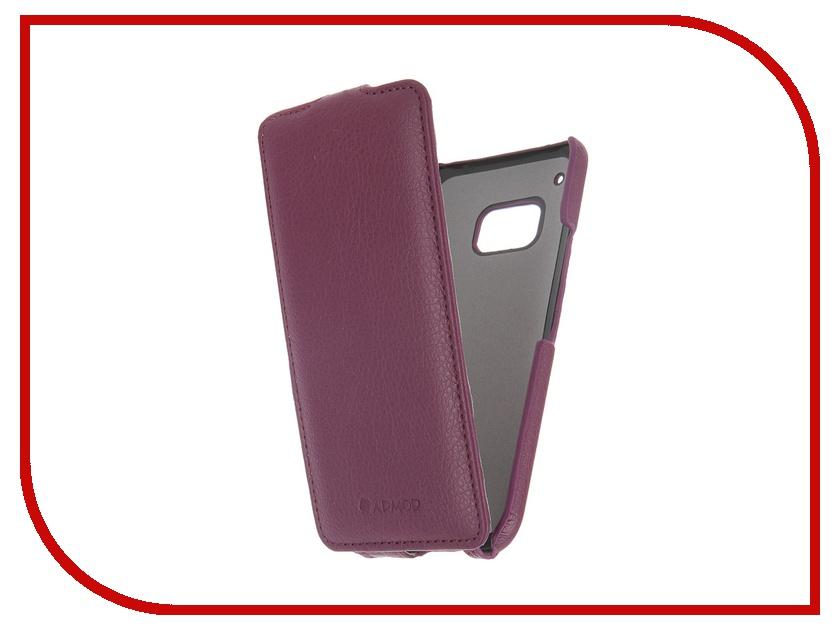Аксессуар Чехол HTC One M9 Armor Full Purple 7750<br>