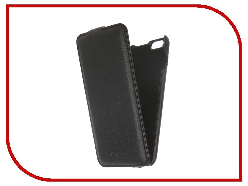 Аксессуар Чехол iPhone 6 Plus Armor Full Black 6278