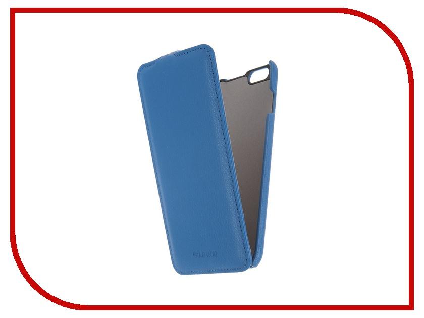 Аксессуар Чехол iPhone 6 Plus Armor Full Blue 6279<br>