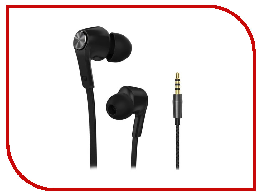 Гарнитура Xiaomi Mi In-Ear Headphones Black<br>