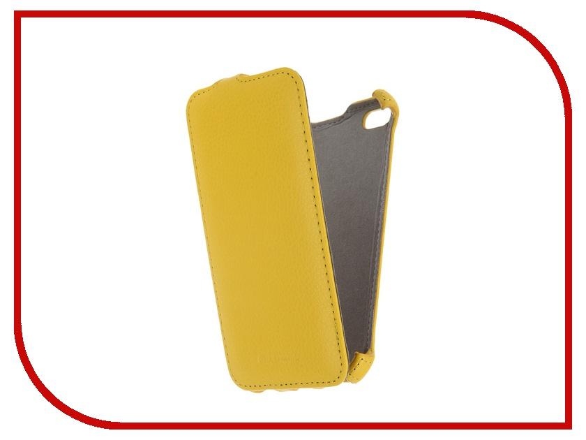 Аксессуар Чехол Lenovo S60 Armor Yellow 8025<br>