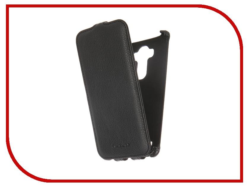 Аксессуар Чехол-книжка LG H818 G4 Armor Black 7919<br>