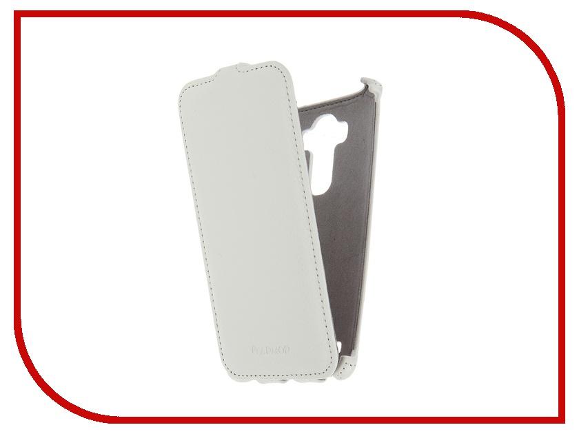 купить Аксессуар Чехол-книжка LG H818 G4 Armor White 7921 онлайн