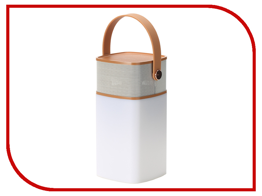 Колонка ROCK Mulite Bluetooth Speaker Coffee