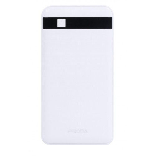 Аккумулятор Remax Power Bank Proda Gentleman 12000 mAh White