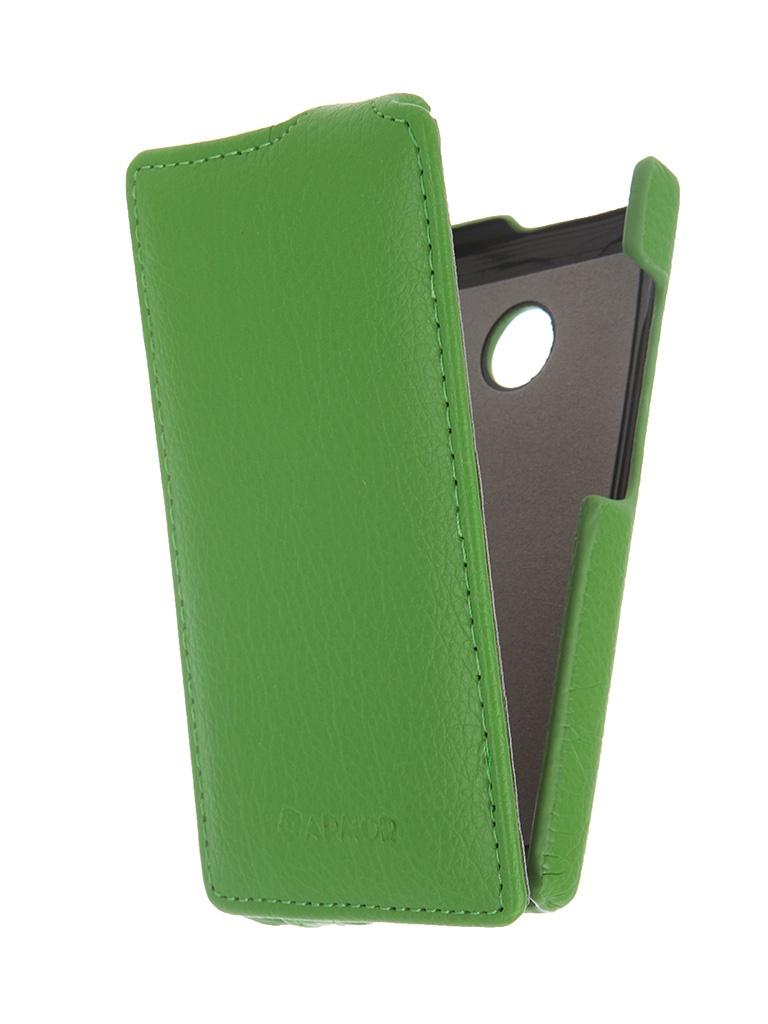 Аксессуар Чехол Microsoft Lumia 435 Dual Sim Armor Full Green 7727<br>