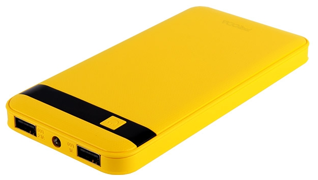 Аккумулятор Remax Power Bank Proda Gentleman 12000 mAh Yellow