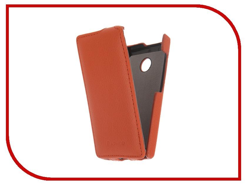 ��������� ����� Microsoft Lumia 435 Dual Sim Armor Full Orange 7726