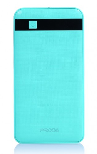 Аккумулятор Remax Power Bank Proda Gentleman 12000 mAh Blue