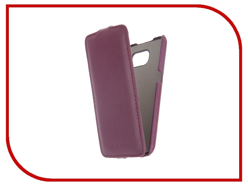 Аксессуар Чехол Samsung G920F Galaxy S6 Armor Full Purple 7689