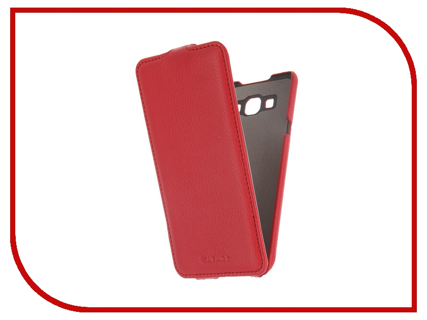 Аксессуар Чехол Samsung Galaxy A8 Armor Full Red 8084<br>