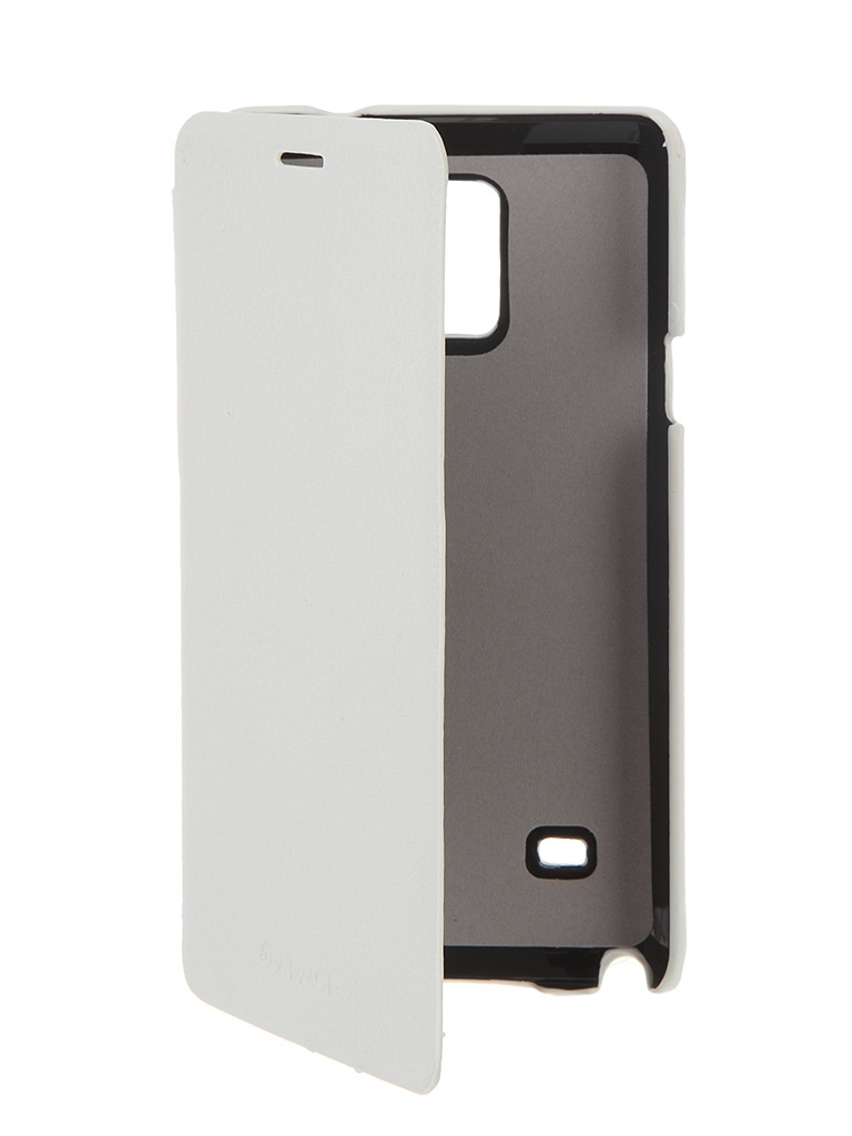 ��������� �����-������ Samsung Galaxy Note 4 Armor Book Type White 6749
