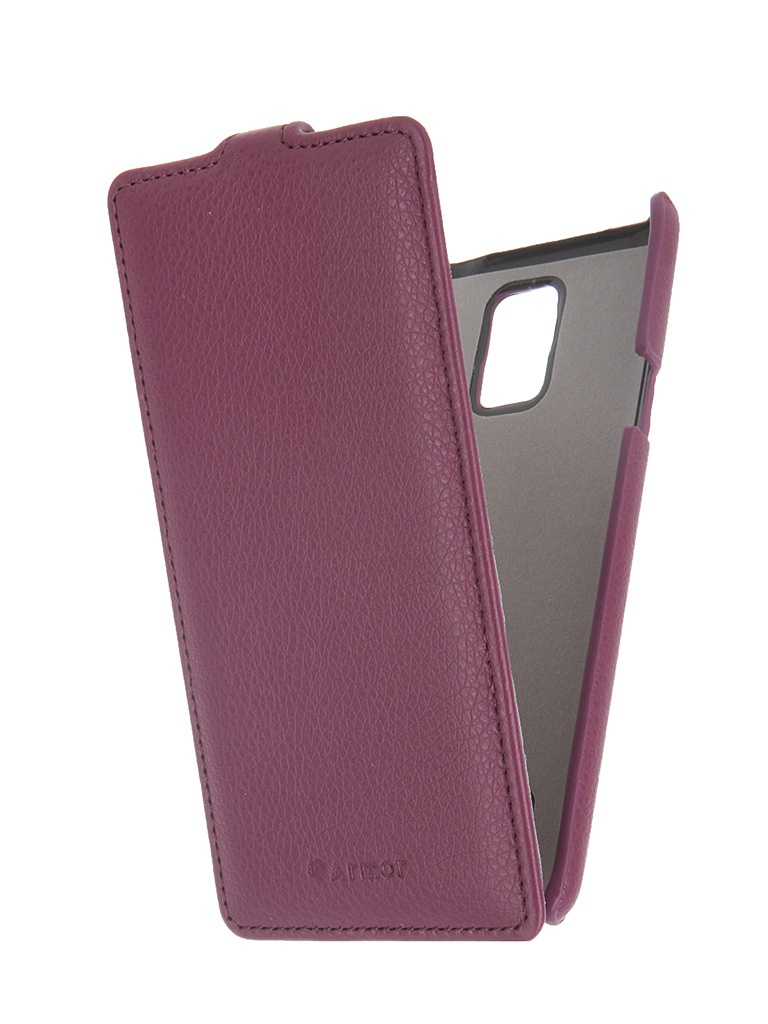 Аксессуар Чехол Samsung Galaxy Note 4 Armor Full Purple 6673<br>