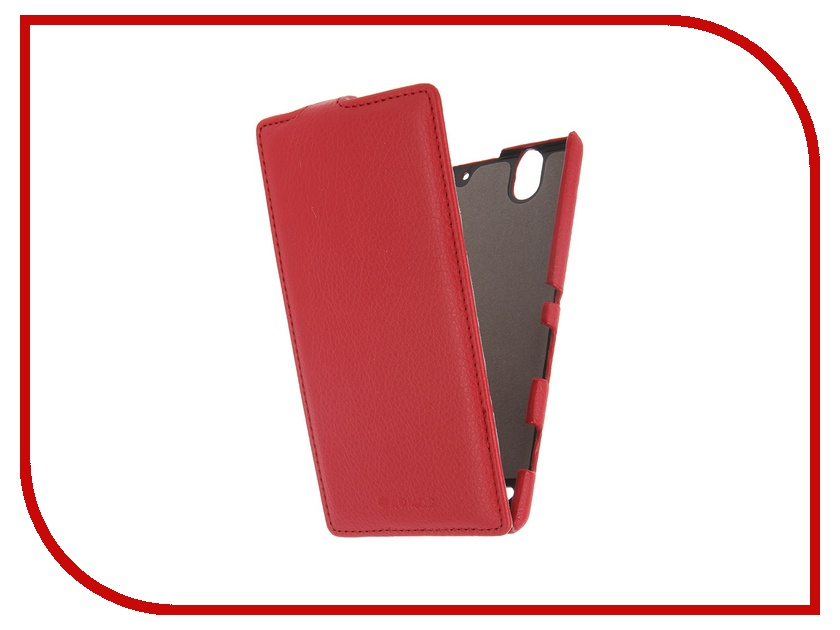 ��������� ����� Sony Xperia C4 Armor Full Red 8001