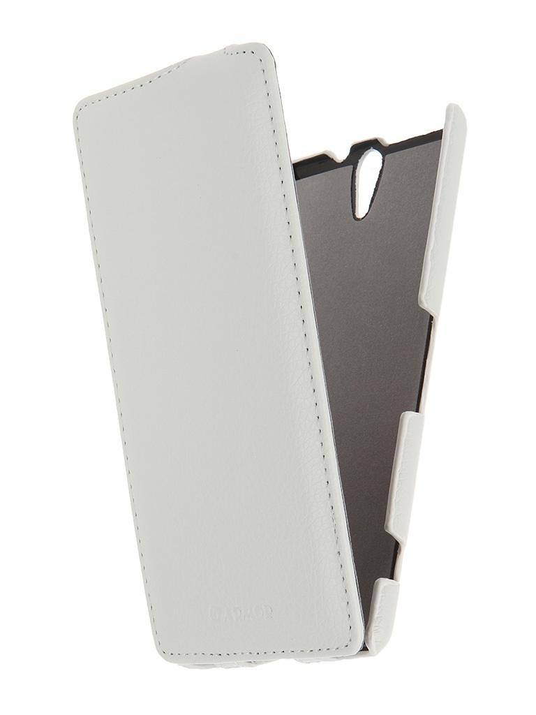 ��������� �����-������ Sony Xperia C5 Ultra Dual Armor Full White 8129