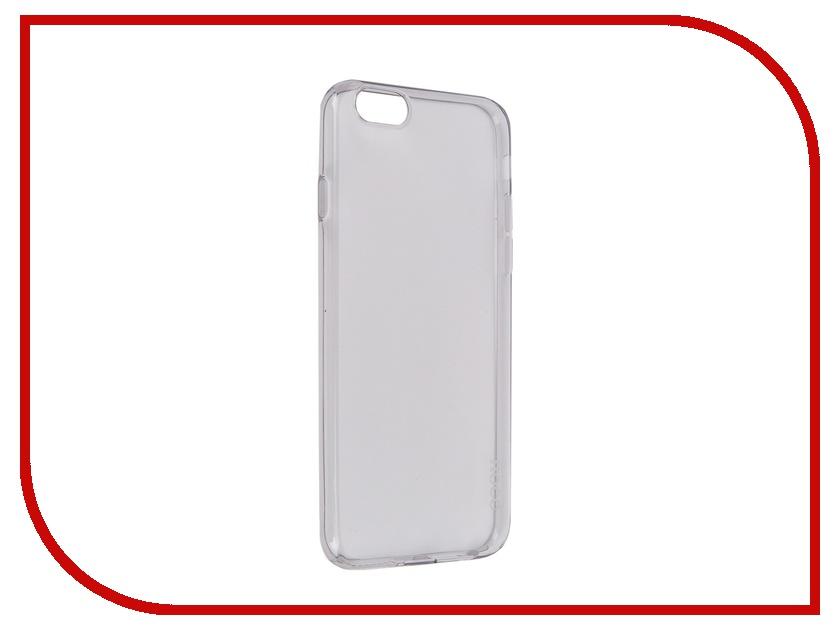Аксессуар Чехол-накладка Hoco Light Series для iPhone 6 / 6S 4.7 Black<br>