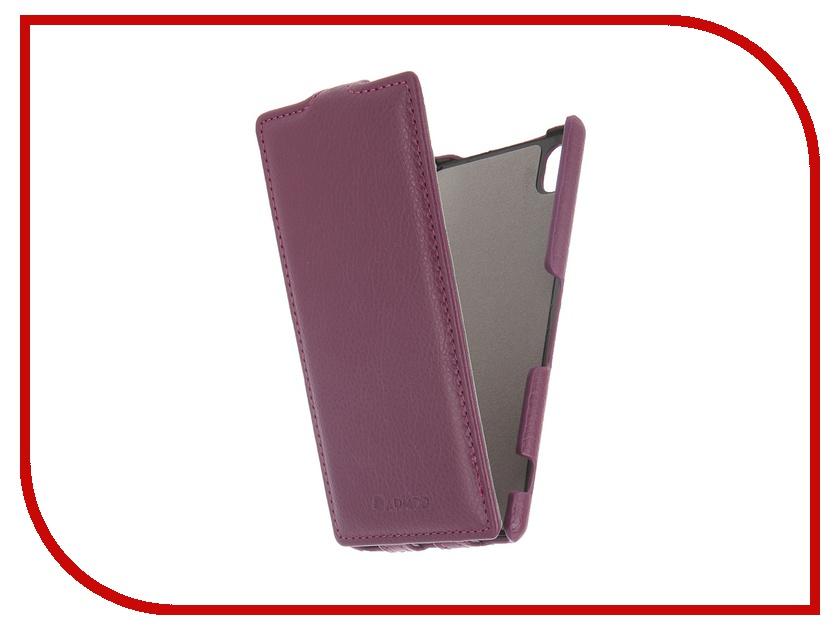 ��������� ����� Sony Xperia M4 Aqua Dual Armor Full Purple 7761 / 8752