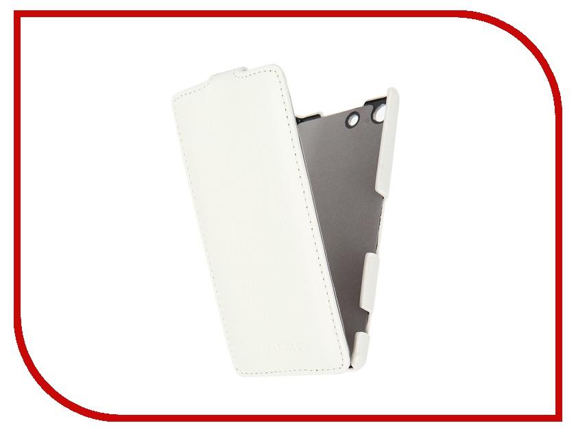 Аксессуар Чехол Sony Xperia M5 / Xperia M5 Dual Armor Full White 8132<br>
