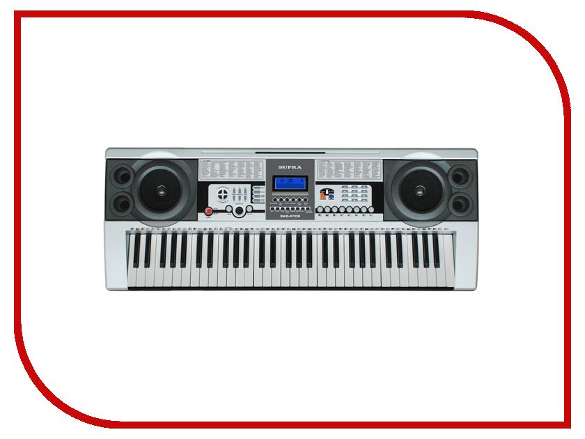 Синтезатор SUPRA SKB-610S<br>