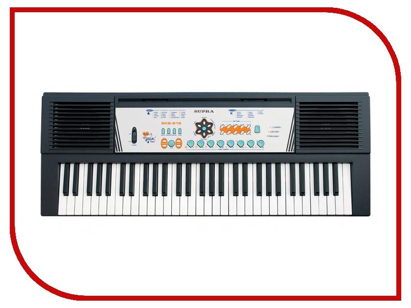 Синтезатор SUPRA SKB-616