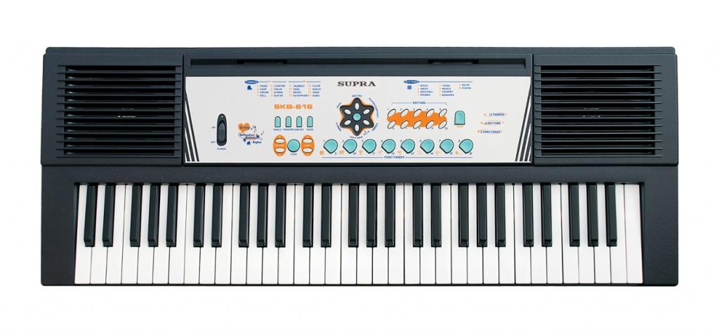 Синтезатор SUPRA SKB-616<br>