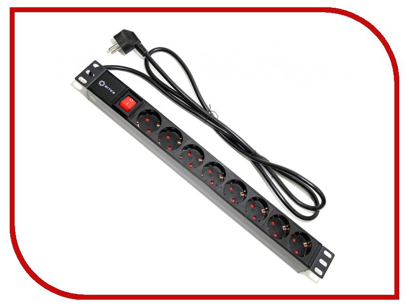 Сетевой фильтр 5bites 8 Sockets 2m PDU819P-01