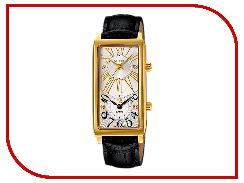 Часы наручные аналоговые Casio SHE-4035GL-7A<br>