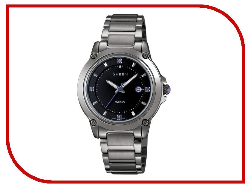 Часы наручные аналоговые Casio SHE-4507BD-1A<br>