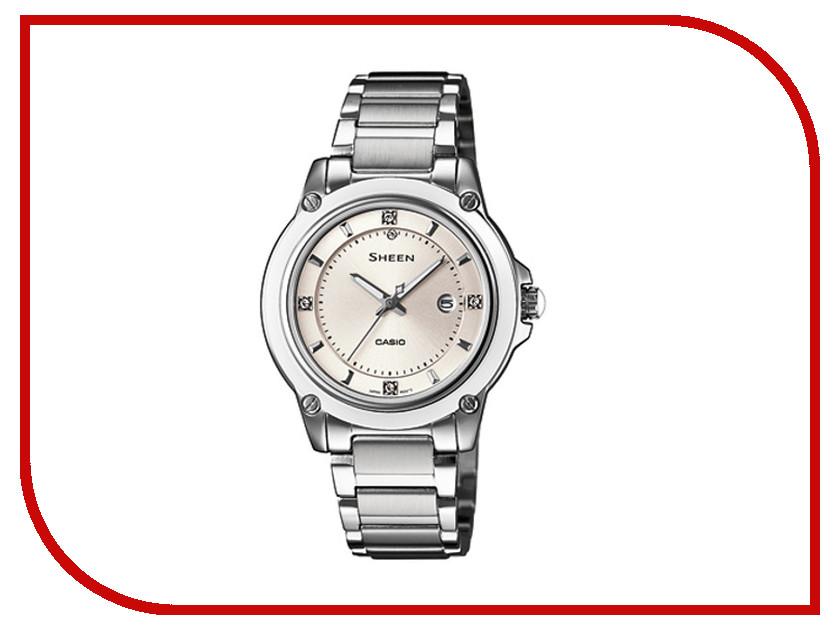 Часы наручные аналоговые Casio SHE-4507D-7A<br>