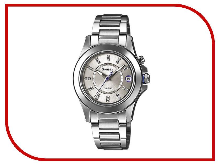 Часы наручные аналоговые Casio SHE-4509D-7A
