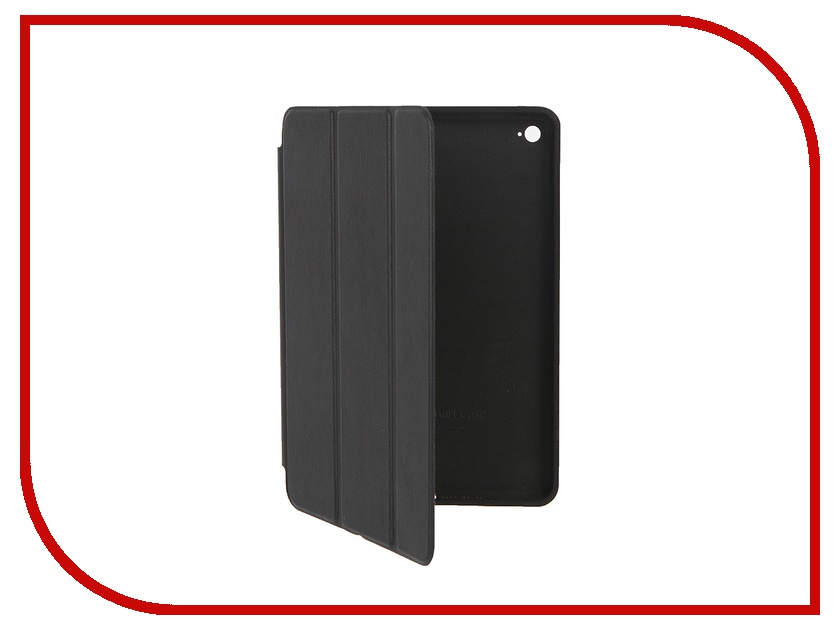 Аксессуар Чехол APPLE iPad mini 4 Ainy leather Black