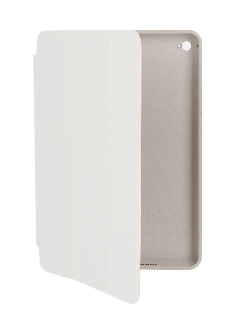 Аксессуар Чехол APPLE iPad mini 4 Ainy leather White<br>