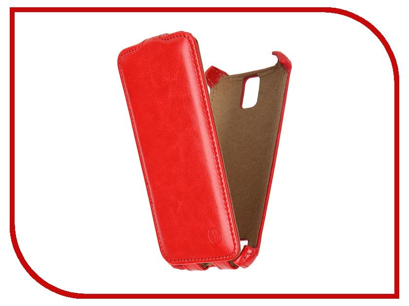 Аксессуар Чехол ASUS Zenfone C ZC451CG Pulsar Shellcase Red PSC0818 чехол накладка pulsar clipcase для asus zenfone 2 laser ze550kl красный