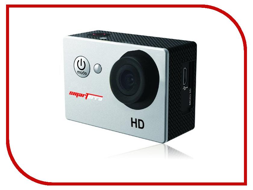 Экшн-камера Smarterra B1 Silver экшн камера smarterra w4 желтый spw40616