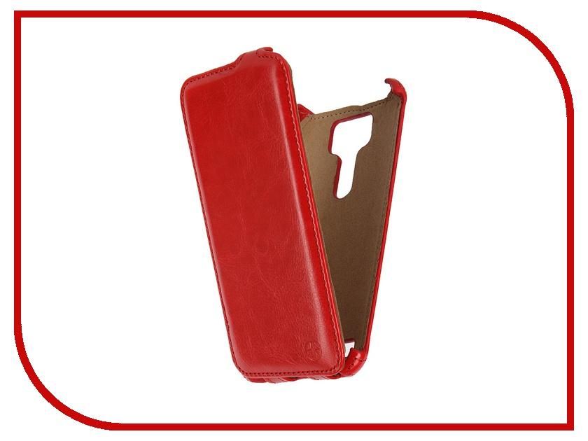 Аксессуар Чехол ASUS Zenfone 2 Laser ZE550KL 5.5 inch Pulsar Shellcase Red PSC0812<br>