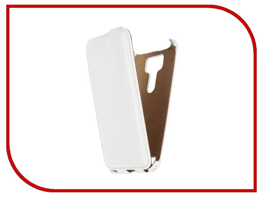 Аксессуар Чехол ASUS Zenfone 2 Laser ZE550KL 5.5 inch Pulsar Shellcase White PSC0814<br>